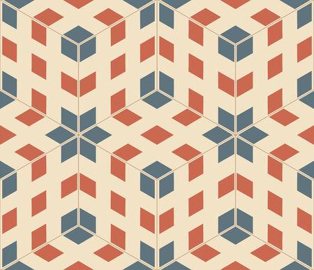 pop art seamless texture, abstract pattern; vector art illustration Stock Vector - 8012595
