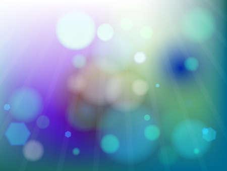 blue unfocused background, abstract   art illustration Stock Illustration - 8544838