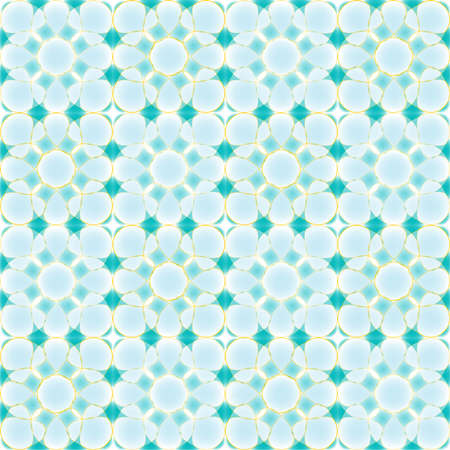 flowerish seamless pattern, abstract art illustration illustration