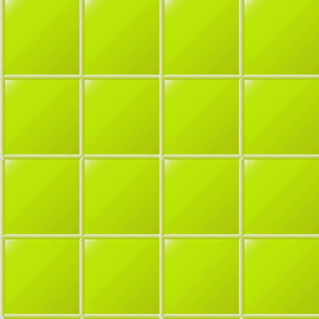 green ceramics seamless pattern, abstract texture; vector art illustration