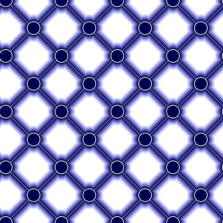 round and square ceramic tiles pattern, abstract seamless texture; vector art illustration illustration