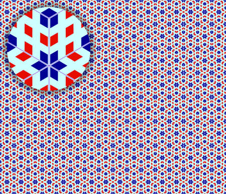 pop art seamless detailed texture, abstract pattern, art illustration Vector