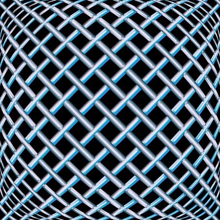 steel seamless texture, abstract pattern; vector art illustration illustration