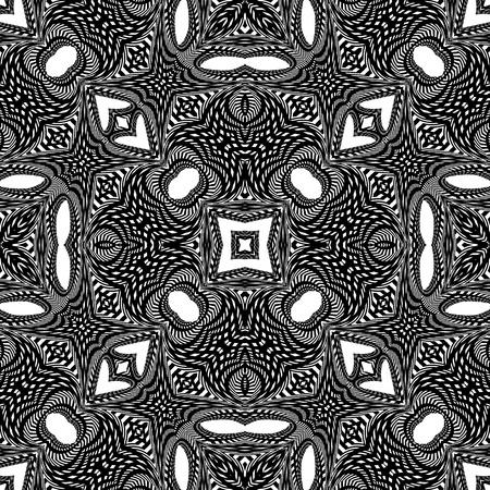 원활한 질감, 추상 패턴; 벡터 아트 그림