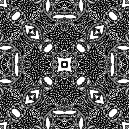 seamless texture, abstract pattern; vector art illustration Ilustração