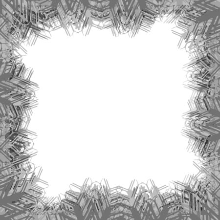 monochromatic: monochromatic abstract background; vector art illustration