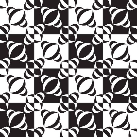 seamless circles texture abstract pattern Imagens - 35863903
