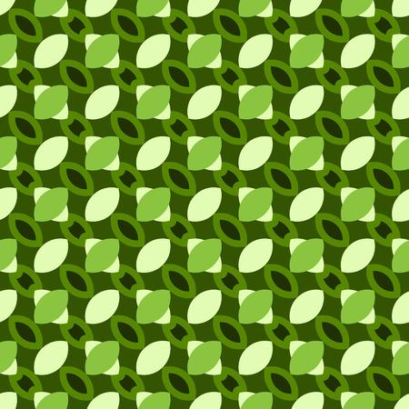 シームレスな幾何学的パターンの抽象的なシームレスなテクスチャ