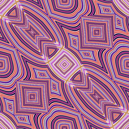 twisted stripy background abstract seamless texture Ilustracja