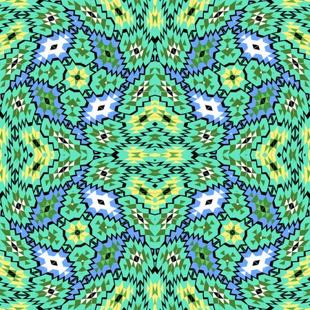 twisted: twisted geometric pattern, abstract seamless texture, vector art illustration