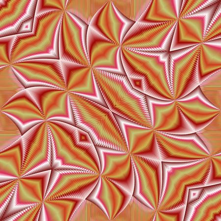 wavy abstract texture, seamless pattern, vector art illustration