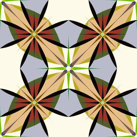 seamless texture, abstract pattern, vector art illustration Stock Vector - 71132174