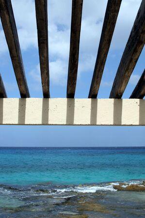 Cozumel Ocean Reklamní fotografie