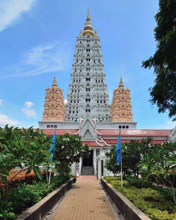 pattaya: Wat Yansangwararam Pattaya Thailand