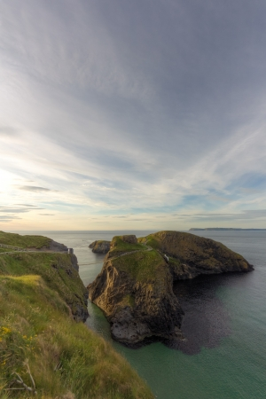 Carrick A Rede Rope Bridge - Ireland photo