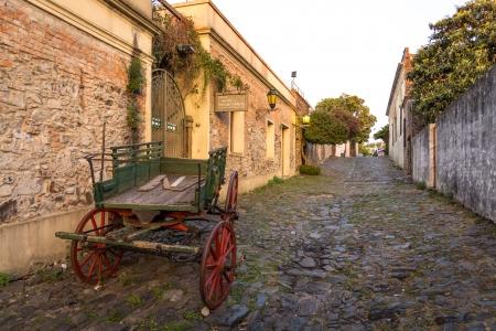 Colonia del Sacramento - Uruguay Imagens - 25002267