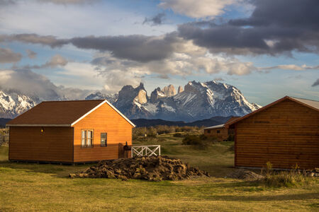 Cabins - Torres del Paine Chile