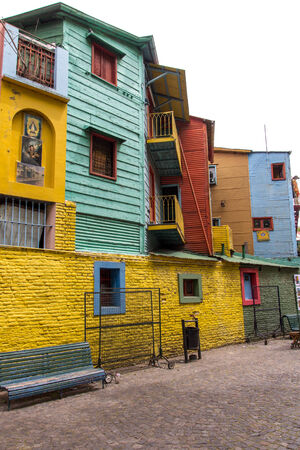 Caminito - Buenos Aires Argentina