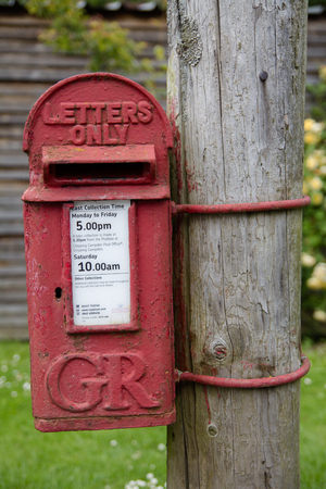 English Letterbox