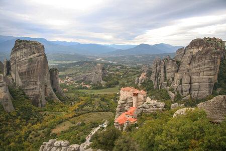 Monesteries - Meteora Greece