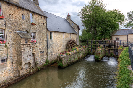 Old Mill - Normandy France photo
