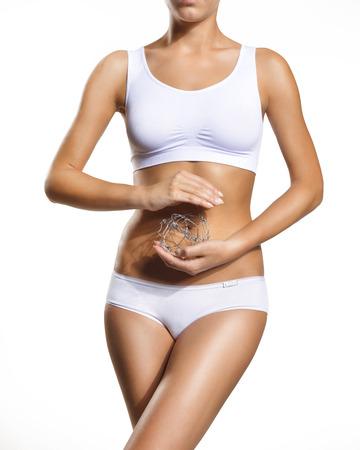 woman s body Stock Photo - 22610887
