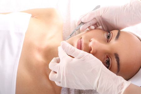 メス、整形手術
