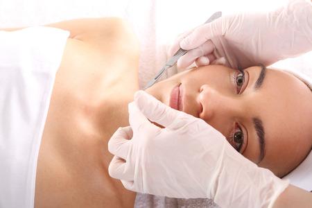 Scalpel, plastische chirurgie