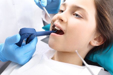 teeth cleaning: Healthy teeth and a beautiful smile