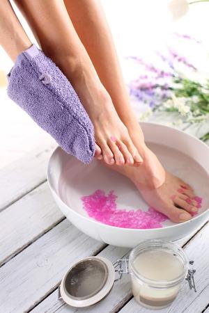 Lavendel bad