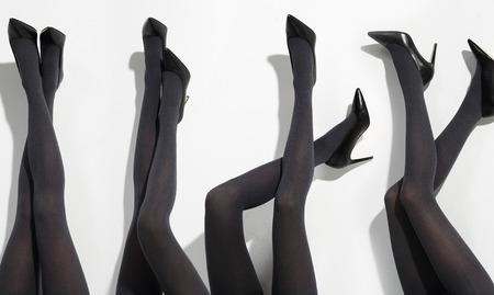 shapely legs: Shapely female legs