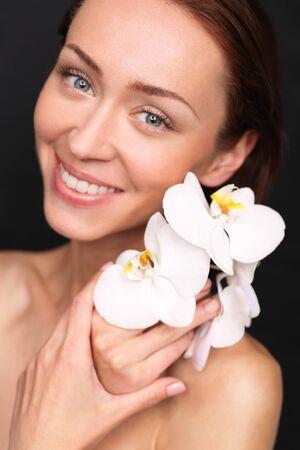 stunningly: Stunningly beautiful girl Stock Photo