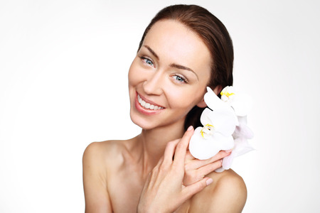 women subtle: Firm and elastic skin, the natural beauty of women