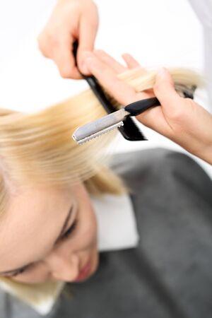 haircut: Haircut chinese knife