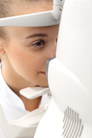 prueba de vision: , Prueba de la visión por computador Óptico