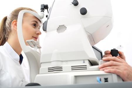 Test de vision par ordinateur. Banque d'images - 45678988