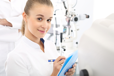 ophthalmologist: Ophthalmologist.