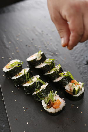 replaces: sushi roll