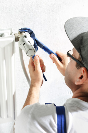 fitter: plumbing services