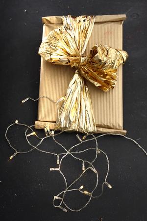 tree works: golden gift