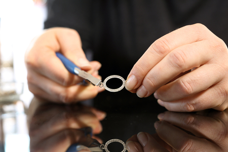 ringe: Silber Ring, Schmuck-Design