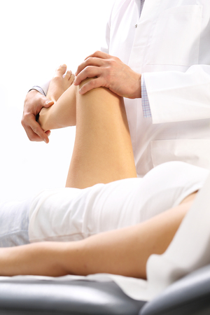 physical test: Physiotherapy, Massage legs