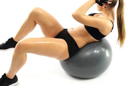 muscle training: Bäuche, Bauchmuskeltraining