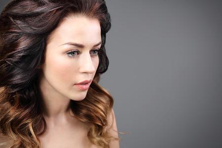 hair styling: Hair Styling, feminine hairstyle