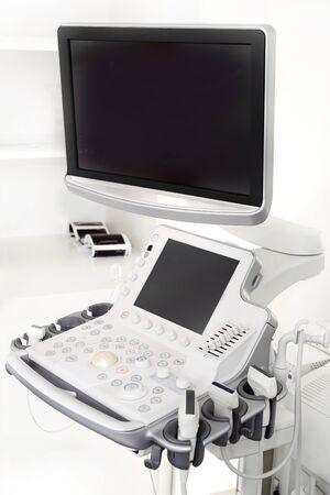 sonogram: dispositivo de ultrasonido para las pruebas de ecografía