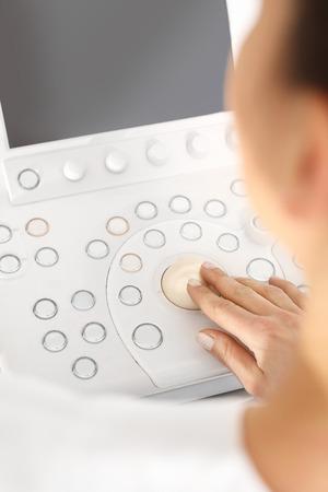 sonogram: Visual diagnostics.