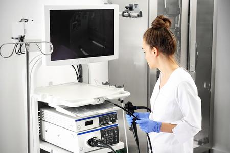 Gastroskopie. Standard-Bild - 58810199