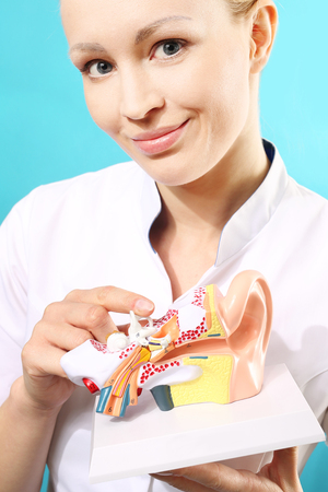 hearing aid: Otolaryngologist, selection of hearing aid.