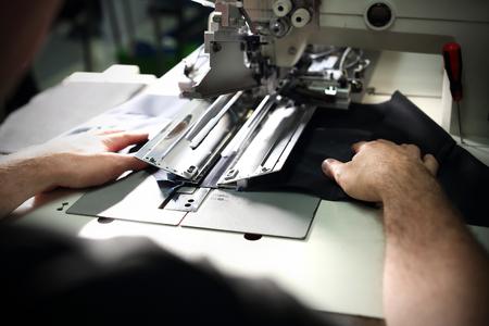 machine: Sewing machine.