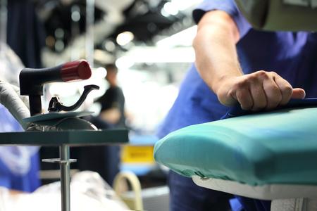 presser: Presser in sewing clothes pressed. Presser in sewing clothes pressed.